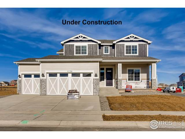 1123 Ibex Dr, Severance, CO 80550 (#946248) :: The Griffith Home Team