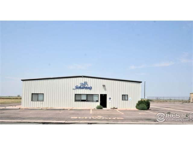 607 Industrial Park Rd, Brush, CO 80723 (#946254) :: Hudson Stonegate Team