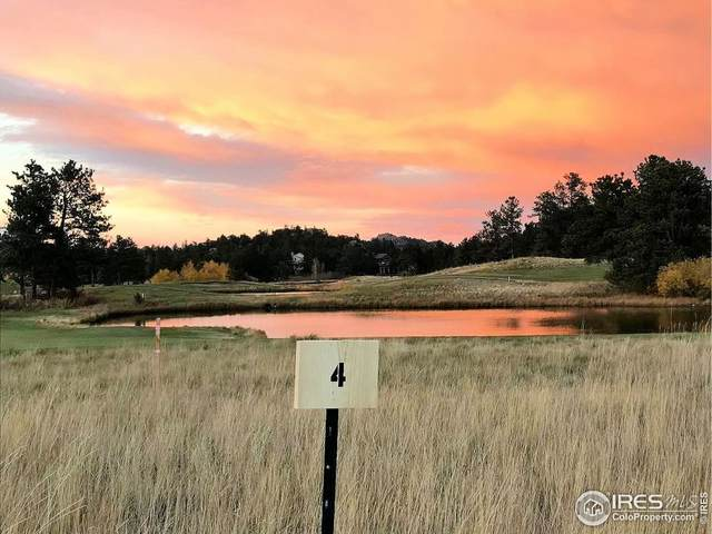 4 Fox Meadow Ln Lot 4, Red Feather Lakes, CO 80545 (#946255) :: The Griffith Home Team