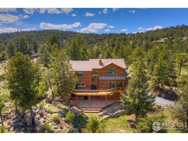 84 Canon View Rd, Boulder, CO 80302 (MLS #946288) :: J2 Real Estate Group at Remax Alliance