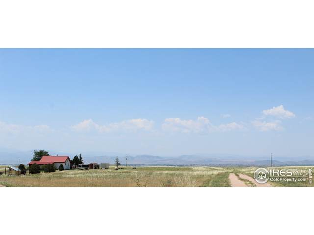 53495 County Road 15, Carr, CO 80612 (MLS #946293) :: Downtown Real Estate Partners