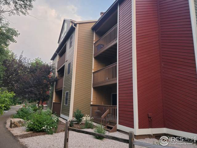 2805 Sundown Ln #212, Boulder, CO 80303 (MLS #946295) :: J2 Real Estate Group at Remax Alliance