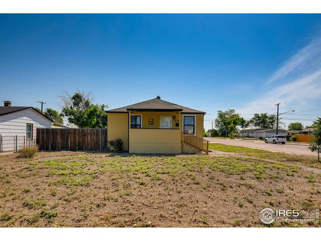 700 Pacific Ave, Fort Lupton, CO 80621 (MLS #946307) :: J2 Real Estate Group at Remax Alliance