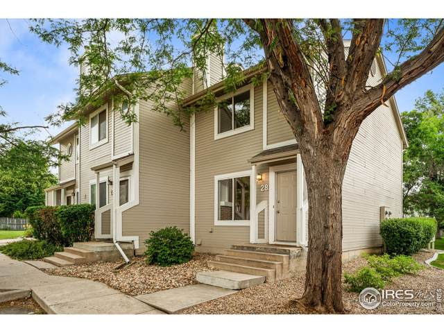 4255 Westshore Way #28, Fort Collins, CO 80525 (#946322) :: The Griffith Home Team