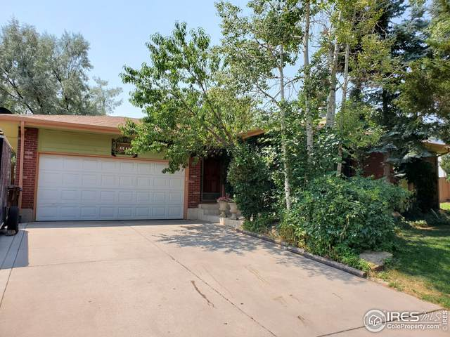 3306 W 25th St, Greeley, CO 80634 (MLS #946337) :: Tracy's Team