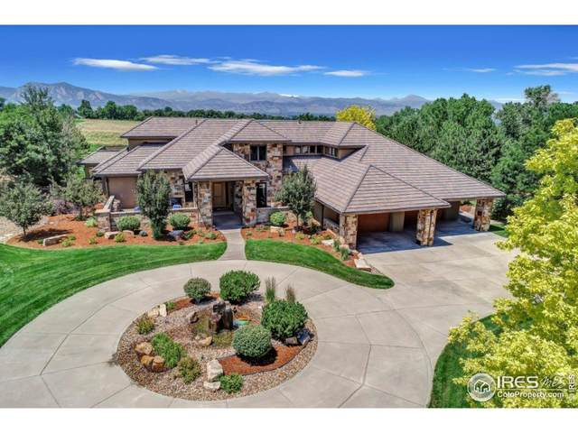 902 White Hawk Ranch Dr, Boulder, CO 80303 (MLS #946372) :: Tracy's Team