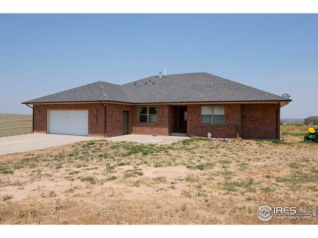 11837 County Road 39, Fort Lupton, CO 80621 (MLS #946378) :: Tracy's Team