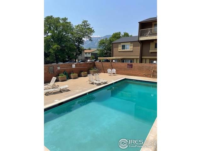 3161 Madison Ave #221, Boulder, CO 80303 (MLS #946384) :: Jenn Porter Group