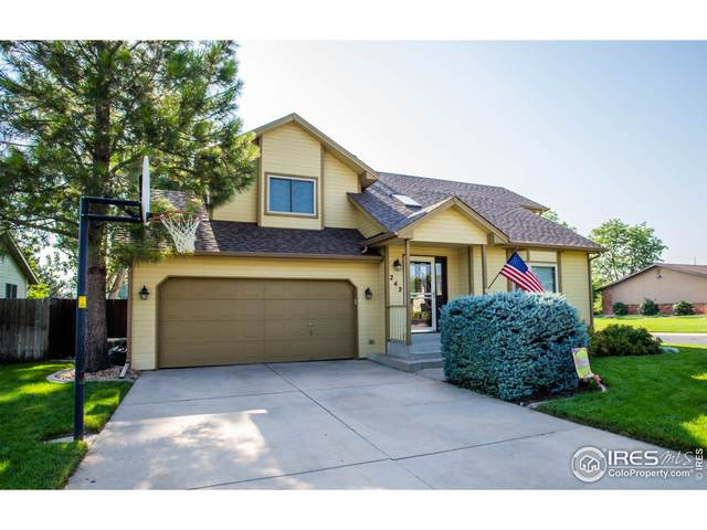 242 47th Ave Ct, Greeley, CO 80634 (#946396) :: Kimberly Austin Properties