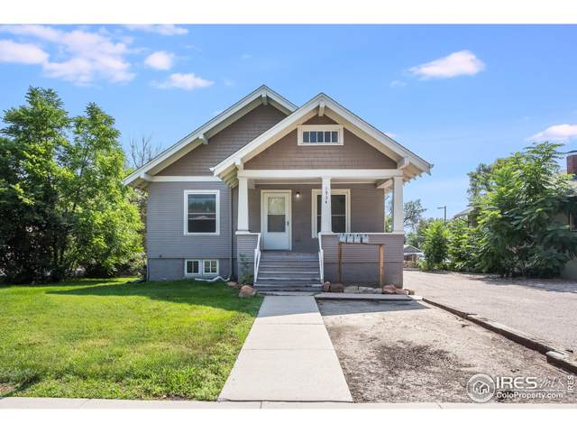 1932 8th Ave, Greeley, CO 80631 (#946411) :: Compass Colorado Realty