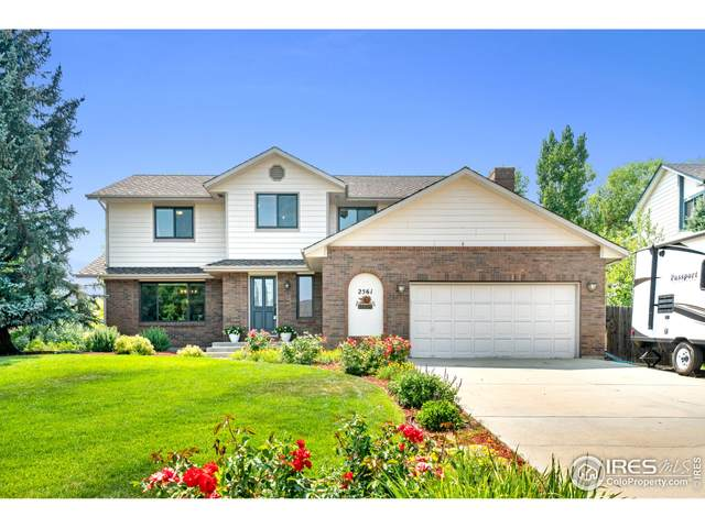 2561 22nd Dr, Longmont, CO 80503 (MLS #946414) :: Tracy's Team