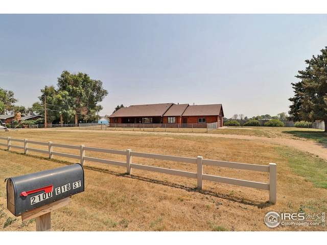 2100 E 18th St, Greeley, CO 80631 (MLS #946419) :: J2 Real Estate Group at Remax Alliance