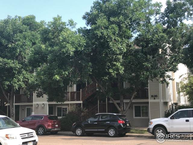 1221 University Ave A303, Fort Collins, CO 80521 (MLS #946420) :: You 1st Realty