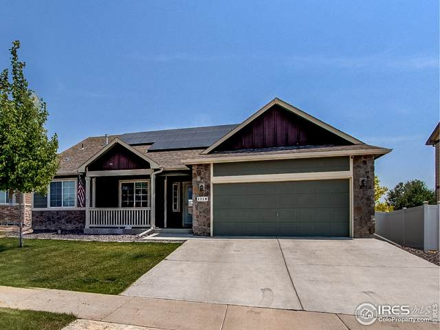 1110 78th Ave Ct, Greeley, CO 80634 (MLS #946421) :: RE/MAX Elevate Louisville
