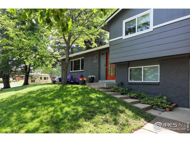 4645 Talbot Dr, Boulder, CO 80303 (MLS #946438) :: J2 Real Estate Group at Remax Alliance