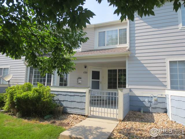 1419 Red Mountain Dr #125, Longmont, CO 80504 (MLS #946445) :: J2 Real Estate Group at Remax Alliance
