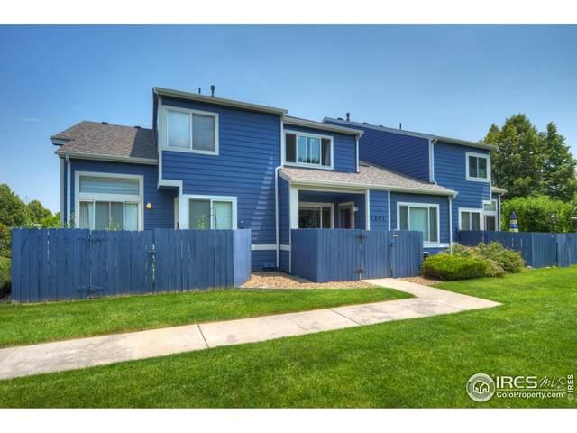 1247 James Cir #5, Lafayette, CO 80026 (MLS #946447) :: Downtown Real Estate Partners