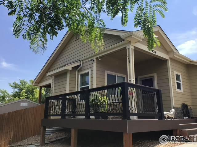 924 Periwinkle Pl, Loveland, CO 80537 (MLS #946457) :: J2 Real Estate Group at Remax Alliance