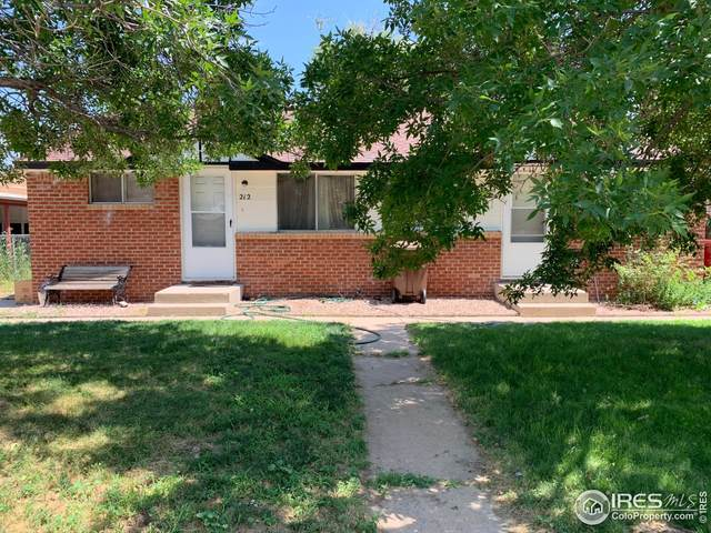 212 16th Ave Ct, Greeley, CO 80631 (MLS #946469) :: You 1st Realty