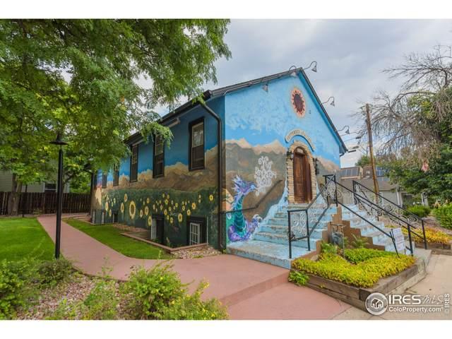 1833 19th St, Boulder, CO 80302 (#946471) :: Hudson Stonegate Team