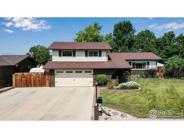 159 Baylor Dr, Longmont, CO 80503 (MLS #946474) :: J2 Real Estate Group at Remax Alliance