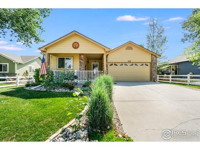 928 S Tyler Ave, Loveland, CO 80537 (MLS #946482) :: Downtown Real Estate Partners