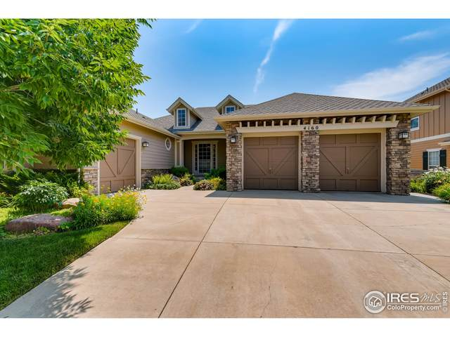 4160 W 105th Pl, Westminster, CO 80031 (#946485) :: The Griffith Home Team