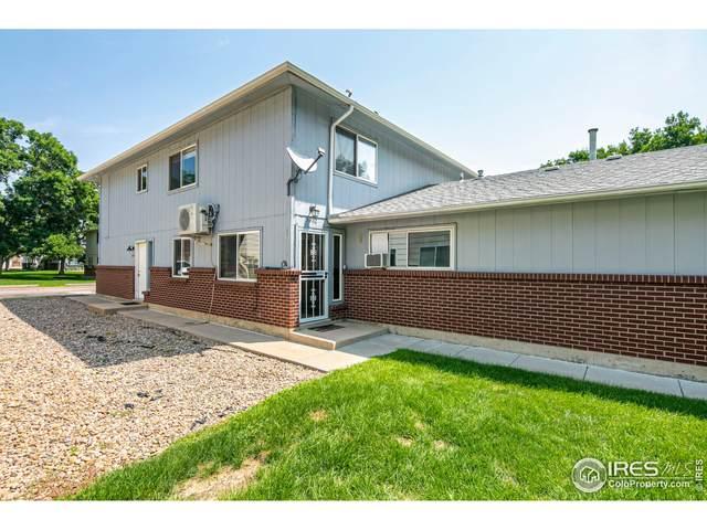 7309 W Hampden Ave #5702, Lakewood, CO 80227 (MLS #946489) :: Jenn Porter Group