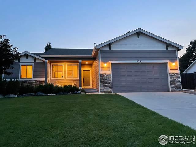 1035 Van Buren Ave, Loveland, CO 80537 (MLS #946490) :: Downtown Real Estate Partners