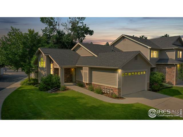 973 Hover Ridge Cir #52, Longmont, CO 80501 (MLS #946491) :: J2 Real Estate Group at Remax Alliance