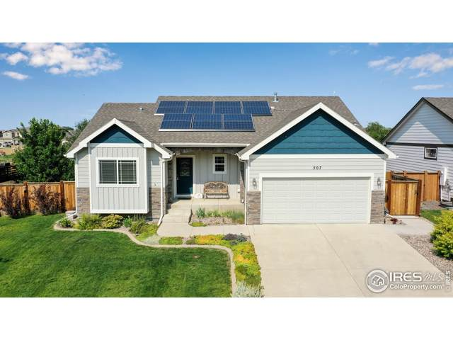 507 Prairie Clover Way, Severance, CO 80550 (MLS #946497) :: Bliss Realty Group