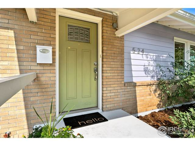 524 Crestmore Pl, Fort Collins, CO 80521 (MLS #946501) :: J2 Real Estate Group at Remax Alliance