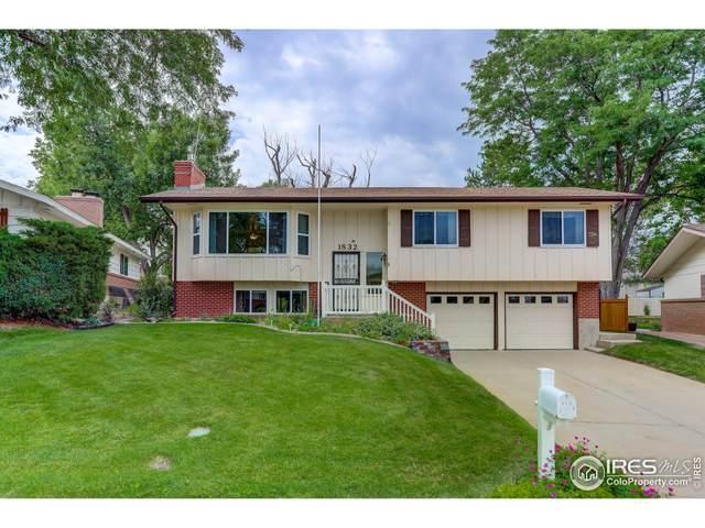 1832 26th Ave Pl, Greeley, CO 80634 (#946525) :: iHomes Colorado