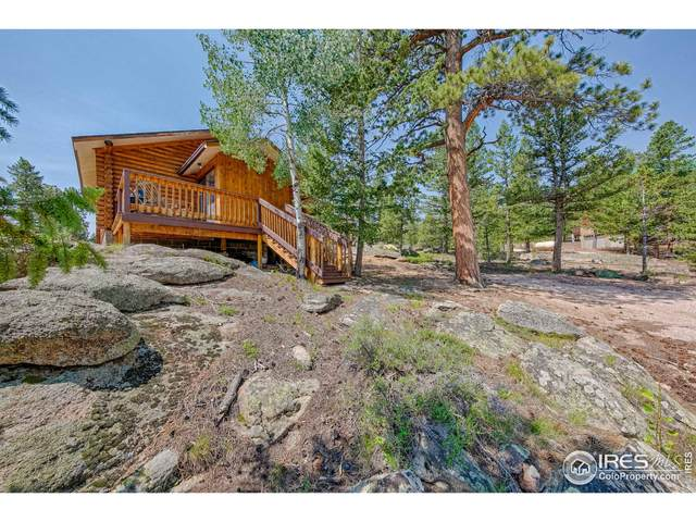 486 Okmulkee Cir, Red Feather Lakes, CO 80545 (MLS #946527) :: J2 Real Estate Group at Remax Alliance