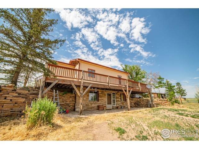 220 W County Road 84, Wellington, CO 80549 (MLS #946533) :: Bliss Realty Group