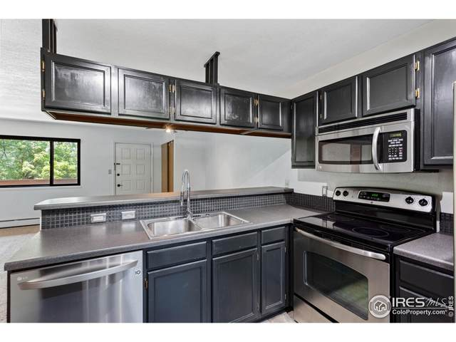 3575 28th St #202, Boulder, CO 80301 (MLS #946535) :: Tracy's Team