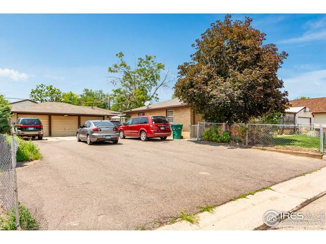 3005 Sunset Dr, Evans, CO 80620 (MLS #946540) :: Tracy's Team