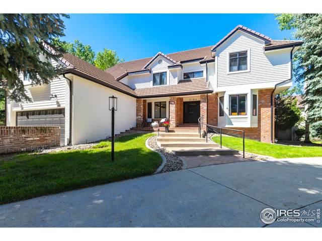 6184 Reserve Dr, Boulder, CO 80303 (#946550) :: iHomes Colorado