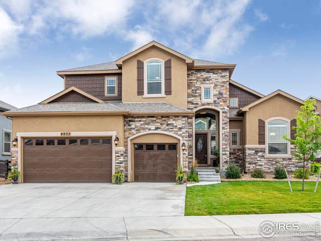 4057 Watercress Dr, Johnstown, CO 80534 (MLS #946551) :: Bliss Realty Group
