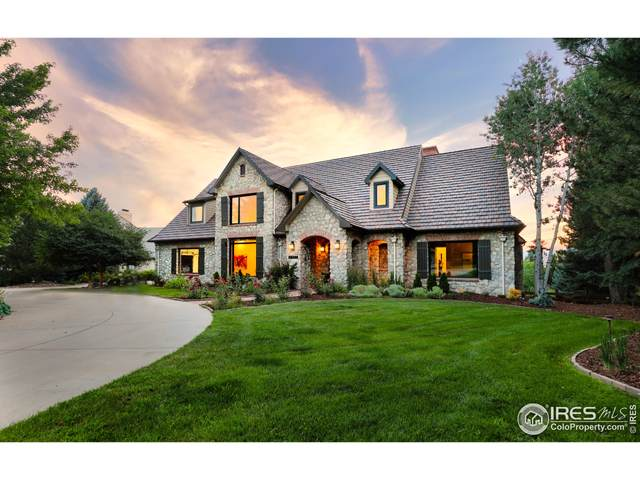 6385 Snowberry Ln, Niwot, CO 80503 (#946566) :: The Griffith Home Team