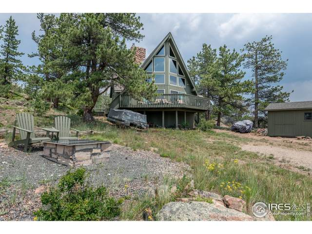 384 Navajo Rd, Red Feather Lakes, CO 80545 (MLS #946593) :: J2 Real Estate Group at Remax Alliance