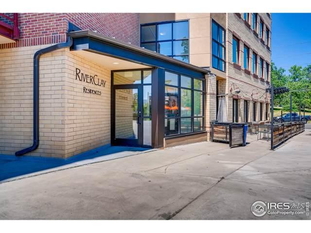 2240 N Clay St #410, Denver, CO 80211 (MLS #946594) :: Jenn Porter Group