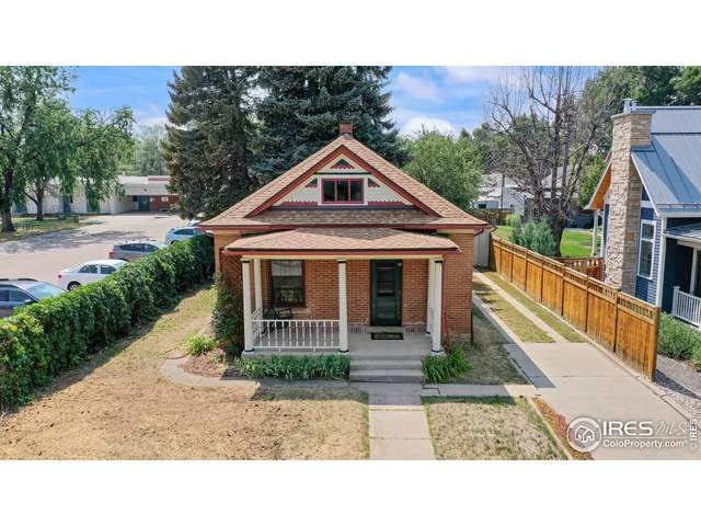 229 N Loomis Ave, Fort Collins, CO 80521 (#946597) :: The Griffith Home Team