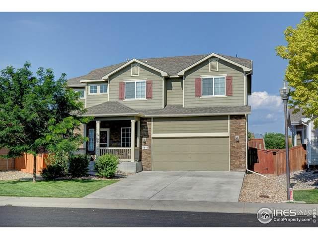 4485 Ridgway Dr, Loveland, CO 80538 (MLS #946601) :: J2 Real Estate Group at Remax Alliance