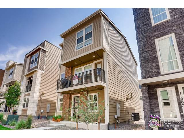 11917 Peakview Ln, Broomfield, CO 80021 (MLS #946609) :: Downtown Real Estate Partners
