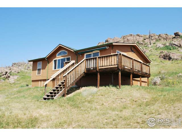 4520 Davis Ranch Rd, Bellvue, CO 80512 (MLS #946614) :: Downtown Real Estate Partners