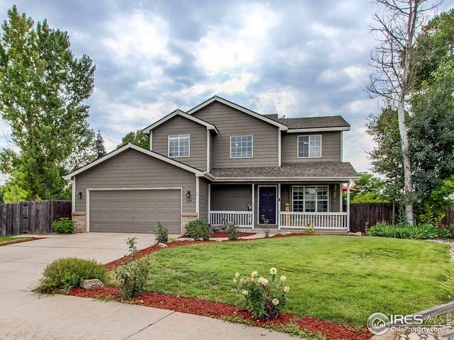 658 Torrey Pines Ln, Johnstown, CO 80534 (MLS #946630) :: Bliss Realty Group