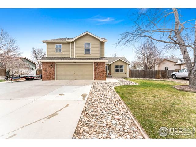 225 Walnut Ave, Eaton, CO 80615 (#946634) :: iHomes Colorado