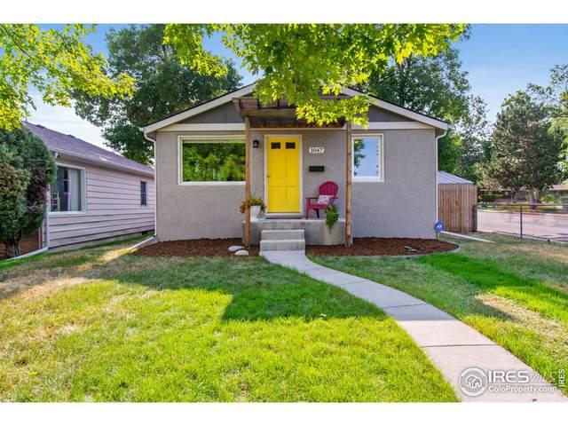 1047 Terry St, Longmont, CO 80501 (#946636) :: iHomes Colorado
