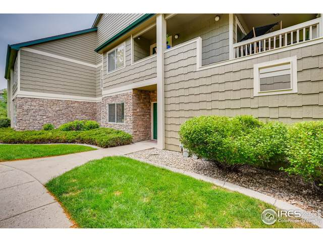 5225 White Willow Dr P110, Fort Collins, CO 80528 (MLS #946639) :: Find Colorado